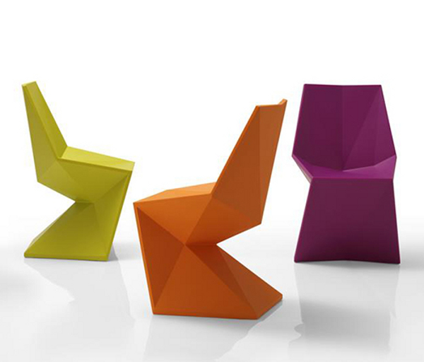 Мебель от студии VONDOM