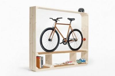Место для хранения велосипеда