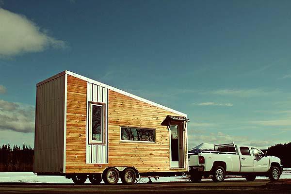 Стильный дом на колесах