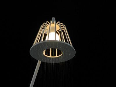 Лампа-душ