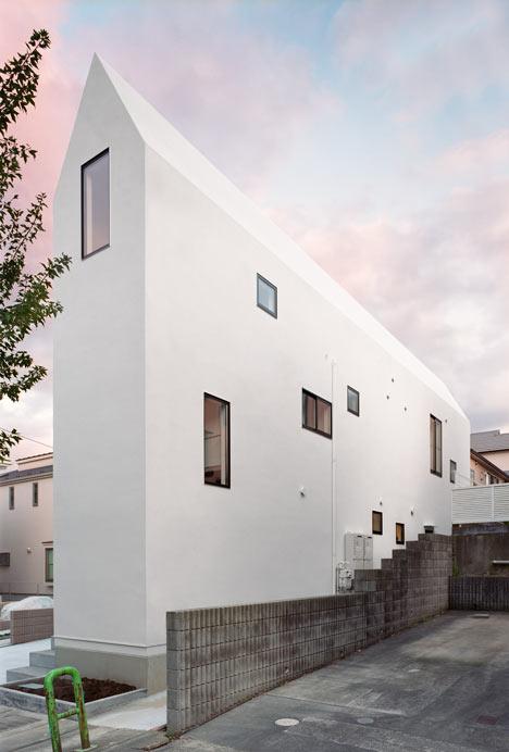 Инновационный дизайн дома
