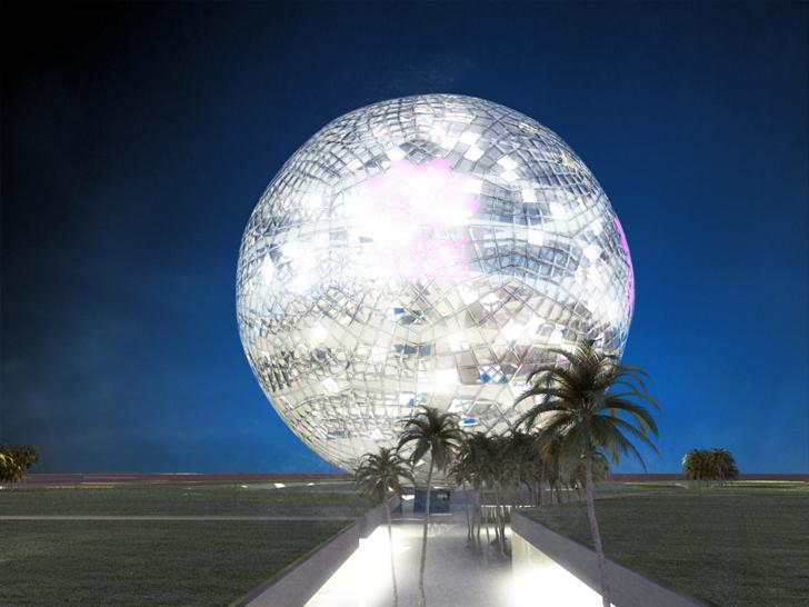 Чудеса архитектуры Катара