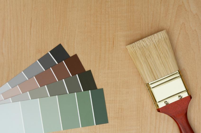 как выбрать краску для дома