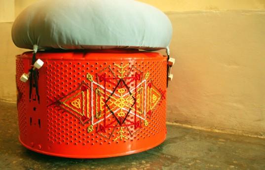 Пуф-барабан