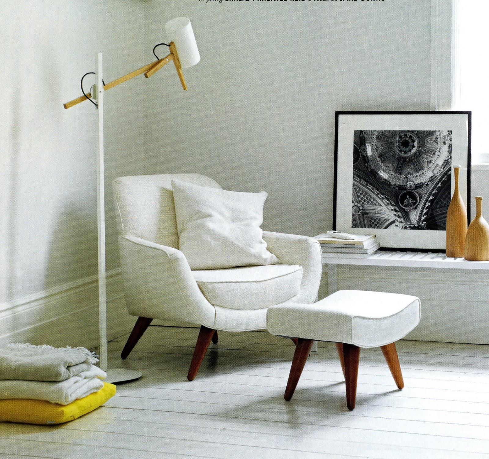 Дизайн для белой мебели