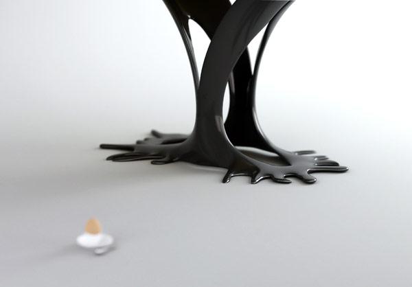 Стол-яичница