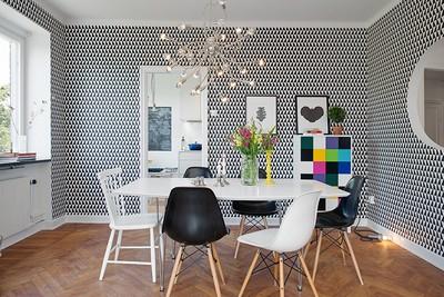 Шведский стиль в интерьере