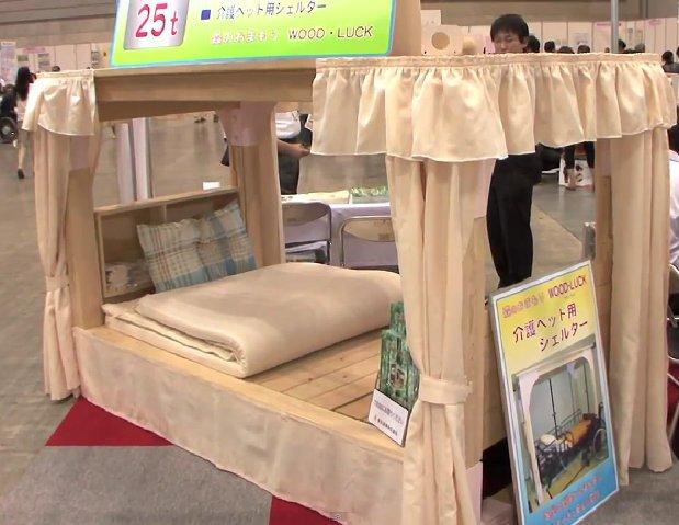 Сейсмоустойчивая кровать