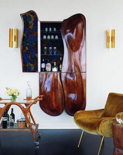 Мини-бар дома