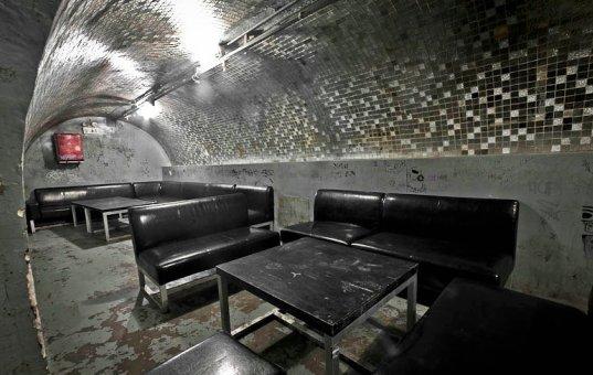 Ночной клуб в бомбоубежище