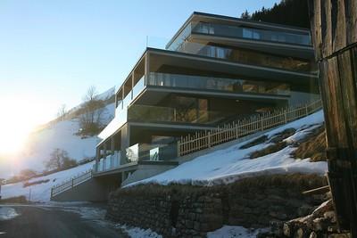 Интерьеры альпийских хижин
