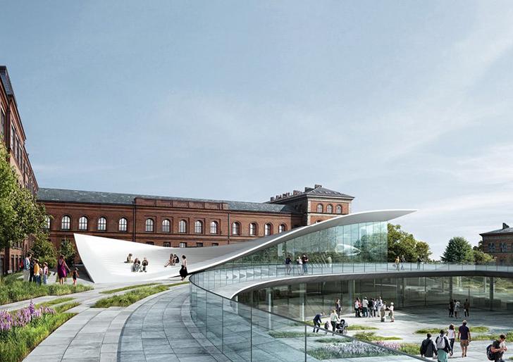 Музей естественной истории в Копенгагене