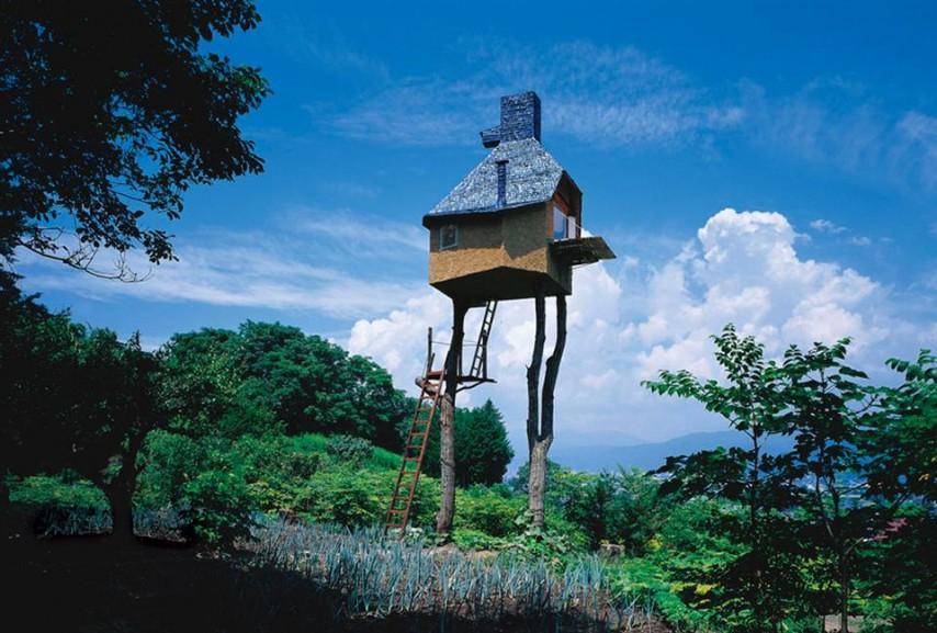 Проект японского архитектора Терунобу Фудзимори