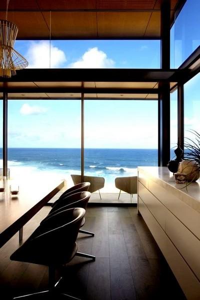 Вилла с видом на океан