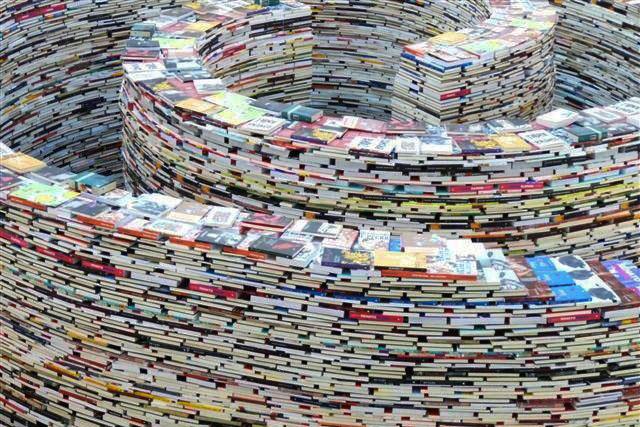Лабиринт из книг