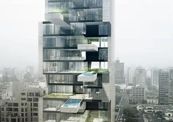Дом Sky Condos для города Лима в Перу