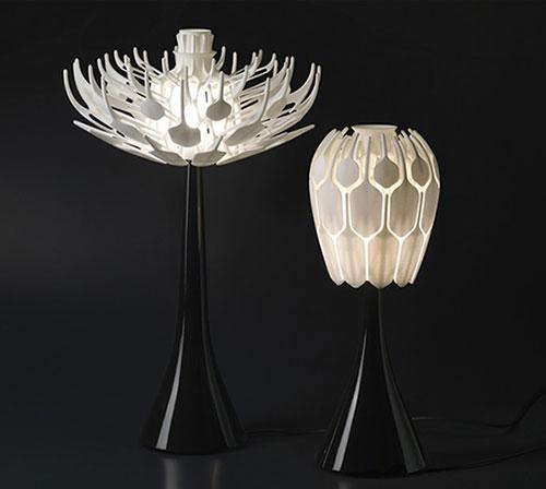 Лампа-бутон