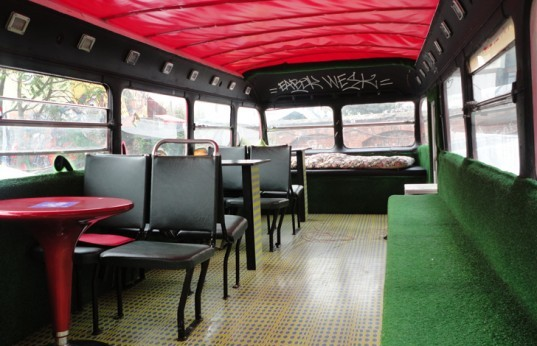 Автобус-кафе